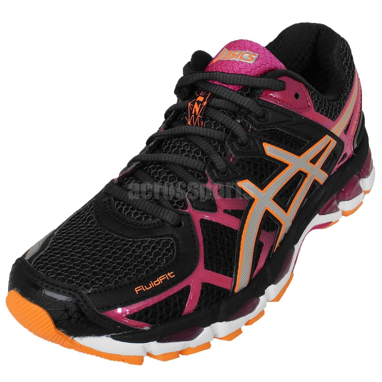 more photos e53a0 29670 Asics Gel Kayano 21 Womens Cushion Running Shoes Runner Sneakers Pick 1    eBay
