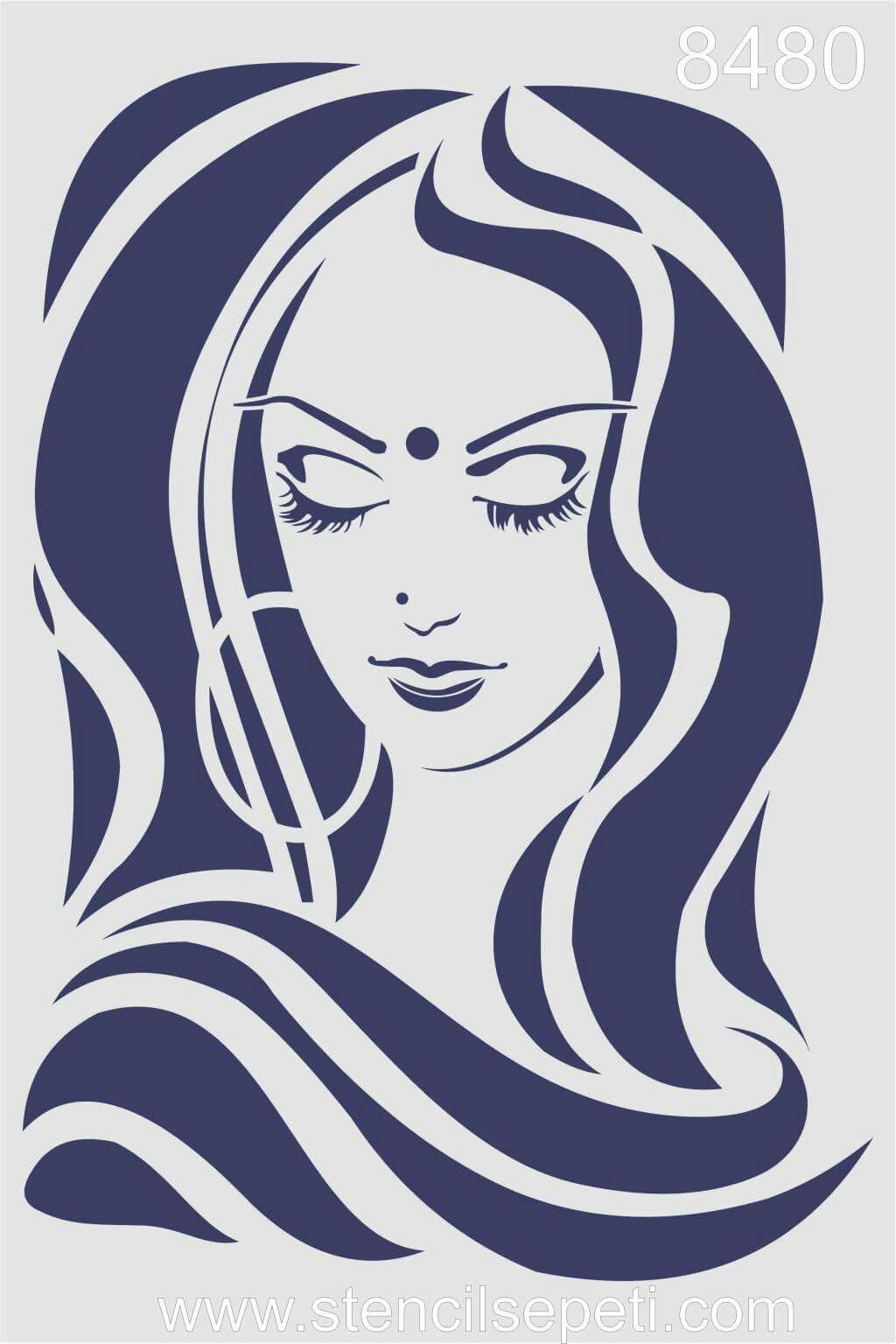 Pin by narendra vakte on art   Pinterest   Stenciling, Silhouettes ...