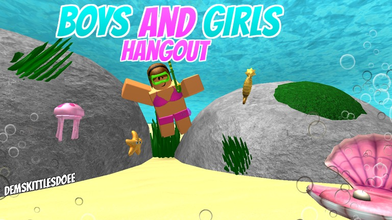 Boys And Girls Hangout - ROBLOX   roblox   Boy or girl, Boys