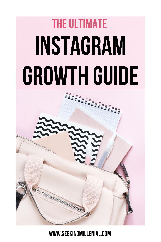 How to reach 10k followers on Instagram ebook in 2020