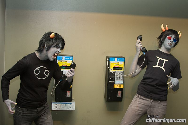 homestuck cosplay: one of the best i seen so far!
