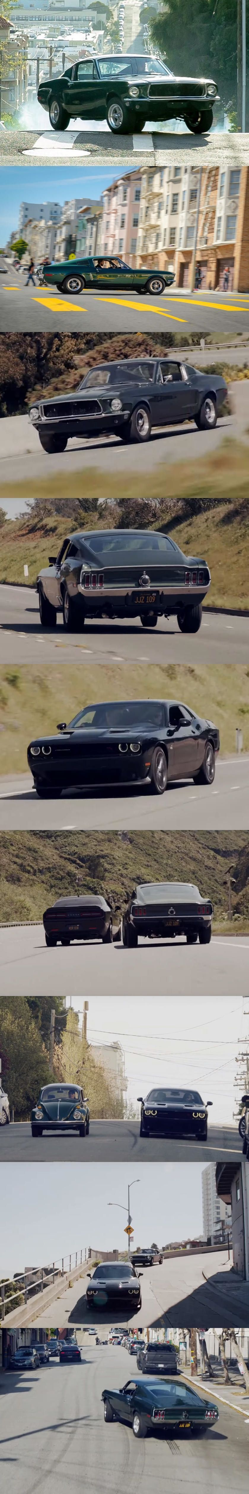 Someone Tore Through San Francisco To Recreate Bullitt Chase Scene. The guys at Gas Monkey Garage have recreated one of Hollywood's most famous car chase scenes. #gasmonkeygarage Someone Tore Through San Francisco To Recreate Bullitt Chase Scene. The guys at Gas Monkey Garage have recreated one of Hollywood's most famous car chase scenes. #gasmonkeygarage Someone Tore Through San Francisco To Recreate Bullitt Chase Scene. The guys at Gas Monkey Garage have recreated one of Hollywood's most famou #gasmonkeygarage