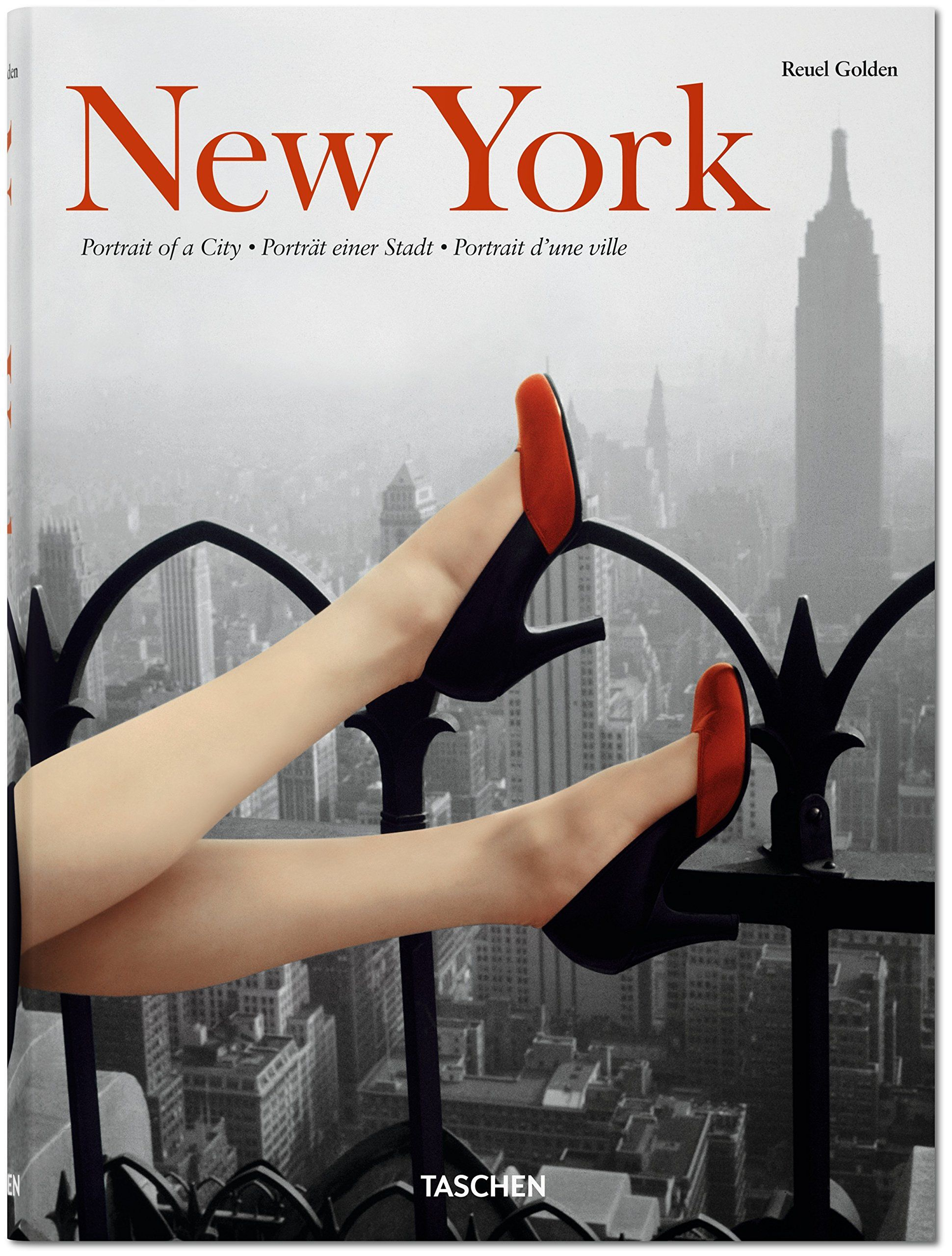 Hostess Gift Coffee Table Book New York Portrait A City