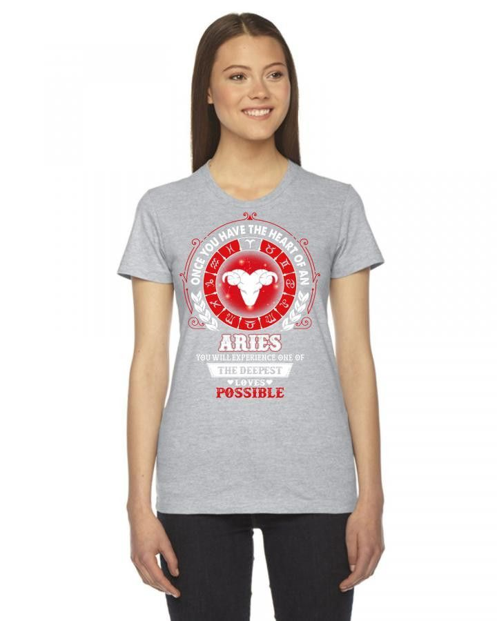 Aries - Deepest Loves Possible Women's Tee