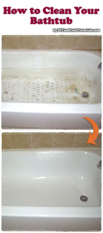 The Best Way To Clean Your Bathtub Bathtubs Hard Water And Sprinkles - Cleaning bathroom walls