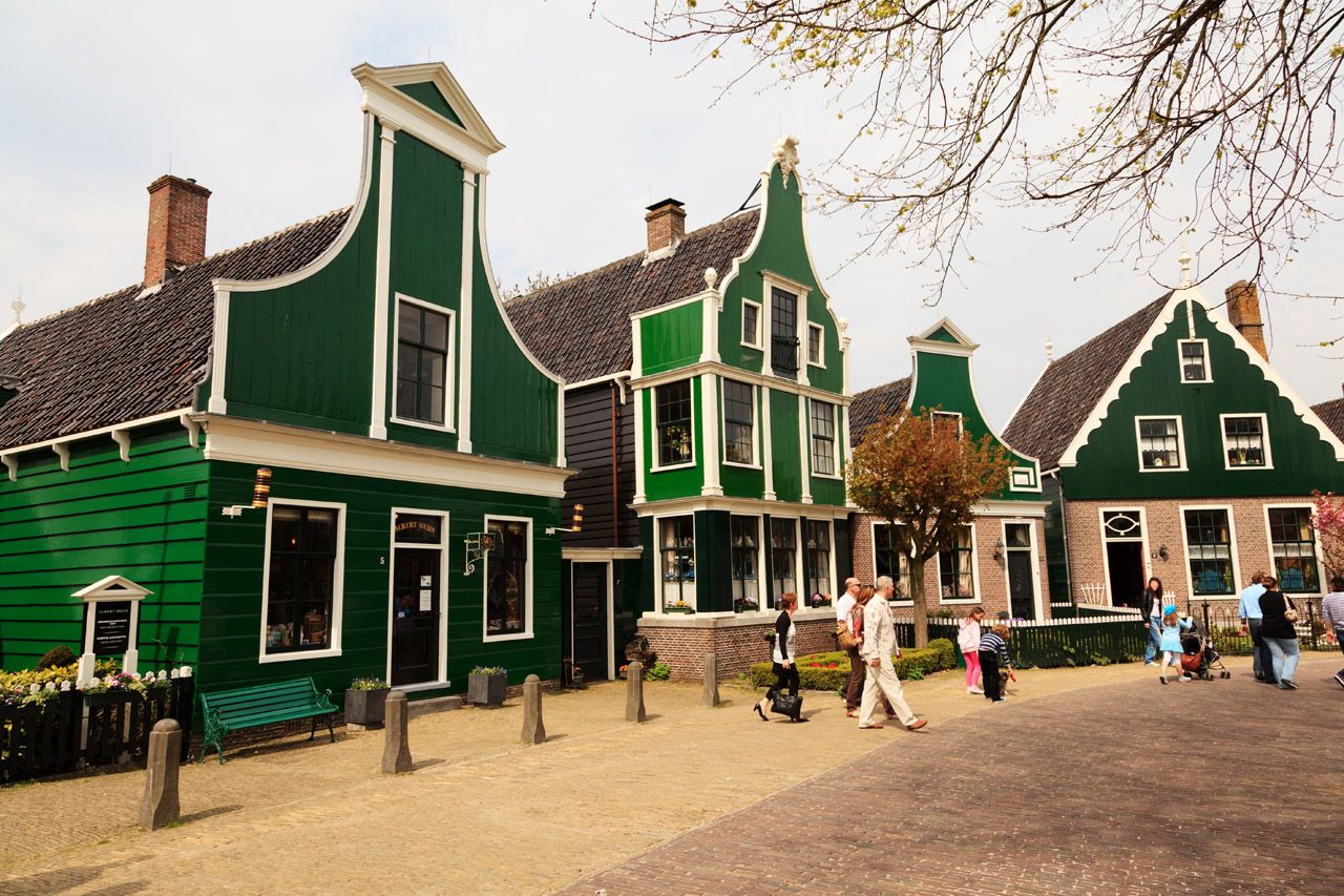 Traditional Holland Architecture Free Stock Photo ...