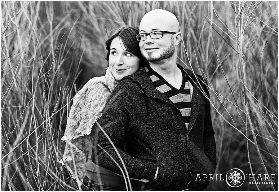Riverfront Park Denver Colorado Engagement Photography