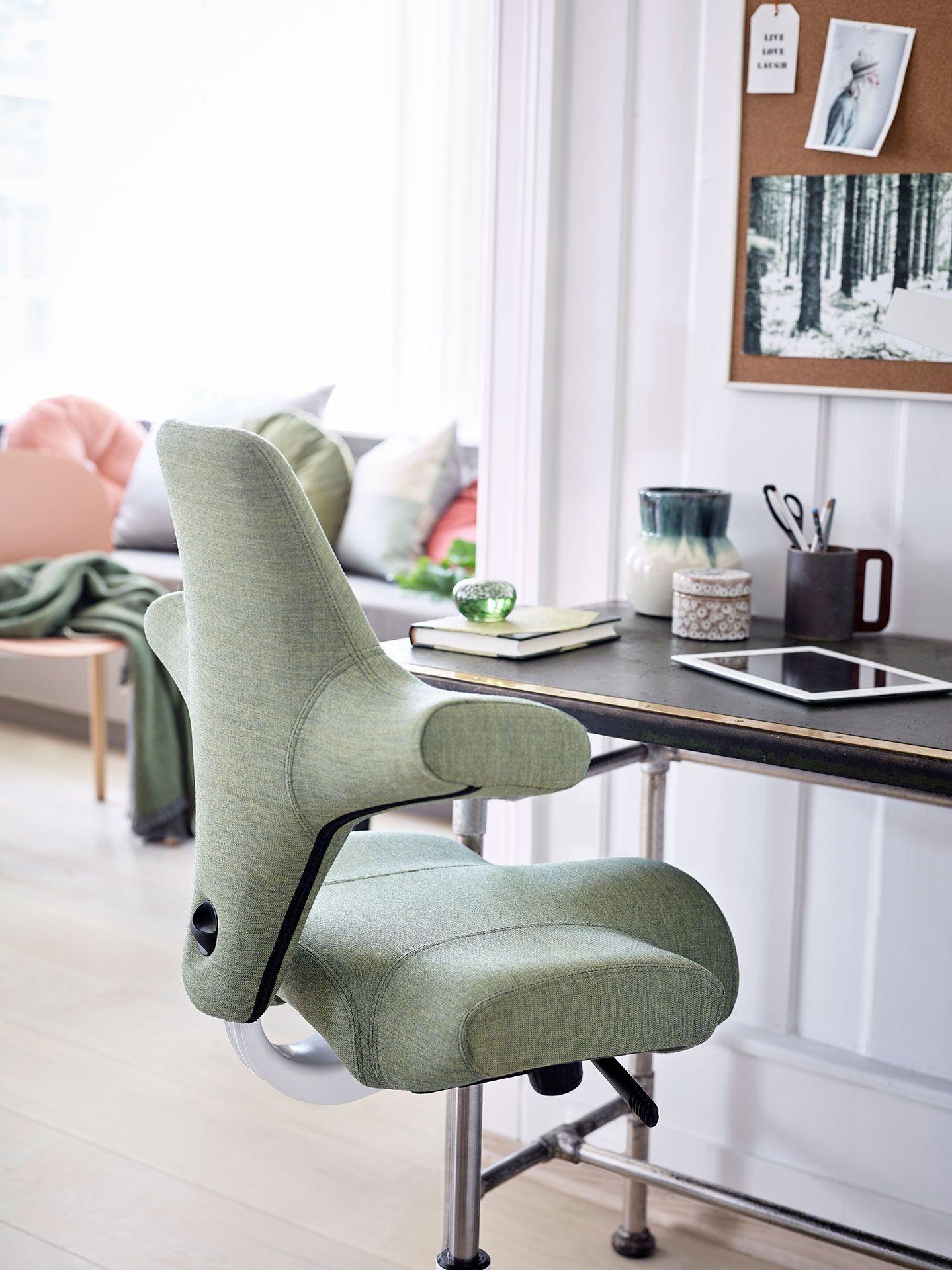 Small Office Space Idea Flokk I 2020 Hjemmekontor Design The Originals
