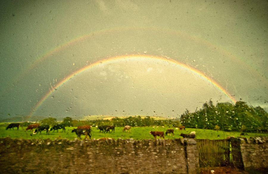 Double Scottish Rainbow