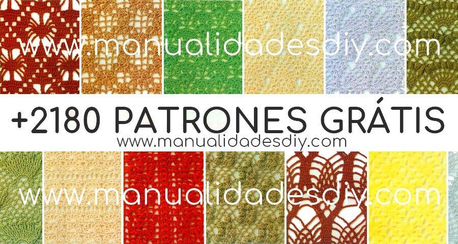 Aquí encontrarás más de 2.000 fantásticos patrones gratuitos de ...