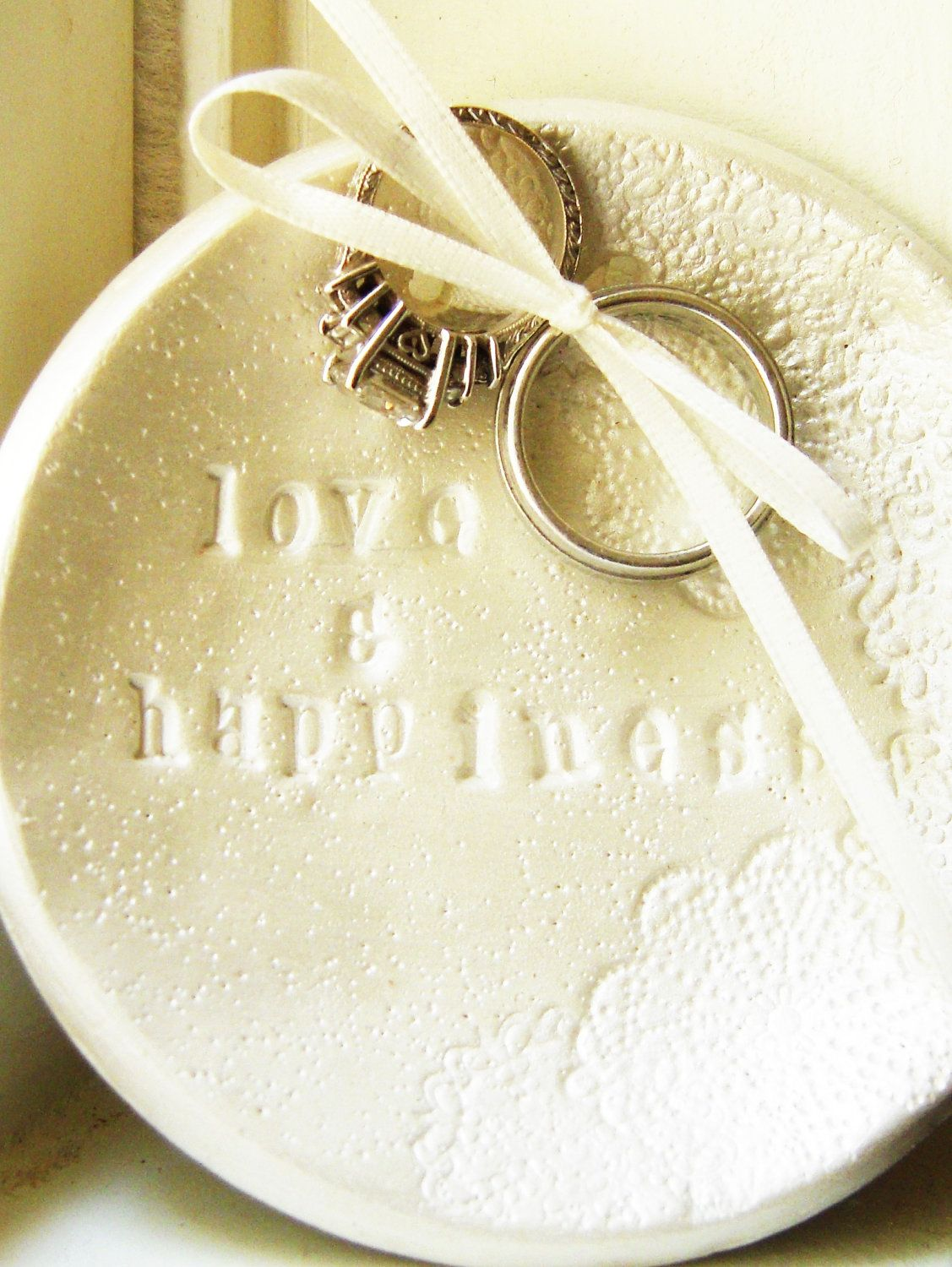 Wedding Ring Holder For The Ceremony The Big Day Pinterest
