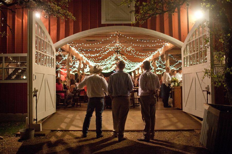 Texas Barn Wedding At Red Corral Ranch