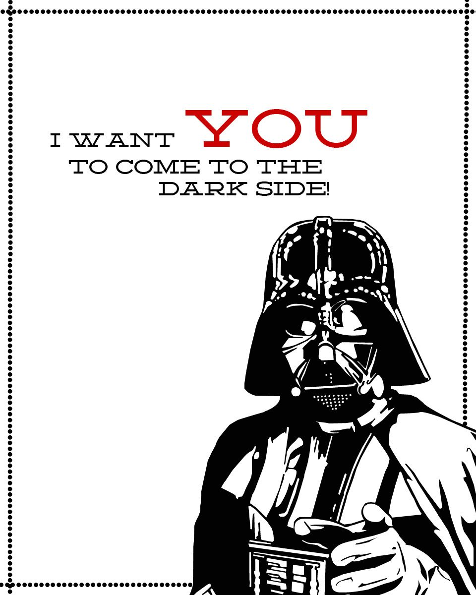 AleciaDawn Photography: Star Wars Valentines. Free ...