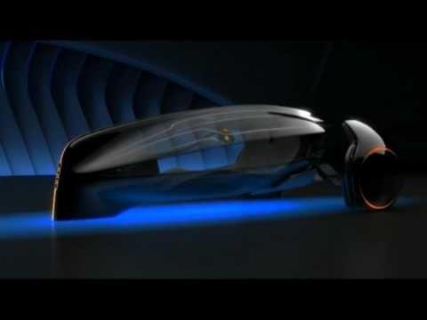 Audi Micromobility concept car design