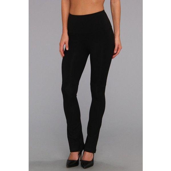 Slimming bootcut leggings