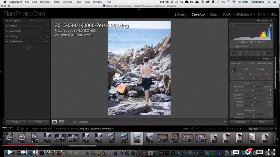 How To Create Presets in Adobe Lightroom The Easy Way ...