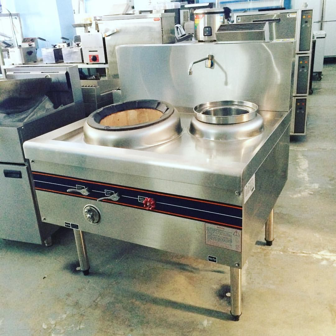GD52Y1 asian wok burner with air mixer for high pressure flame ...