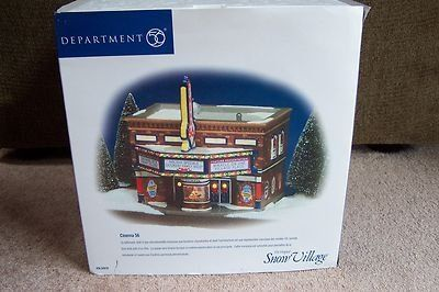 Image detail for - dept-56-original-snow-village-porcelain-1950s-cinema-56-movie-theater ...