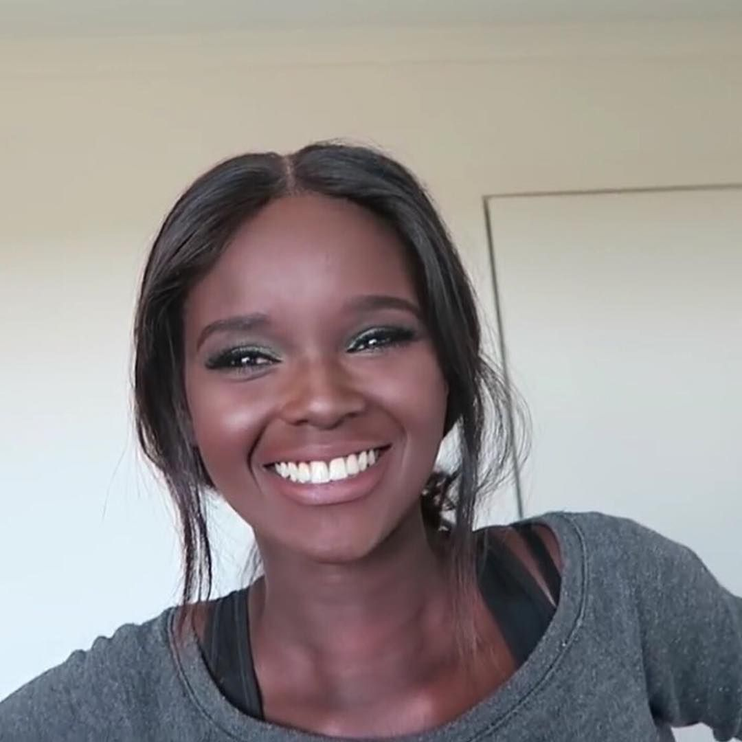 Australia Based South Sudanese Model Nyadak Duckie Thot With