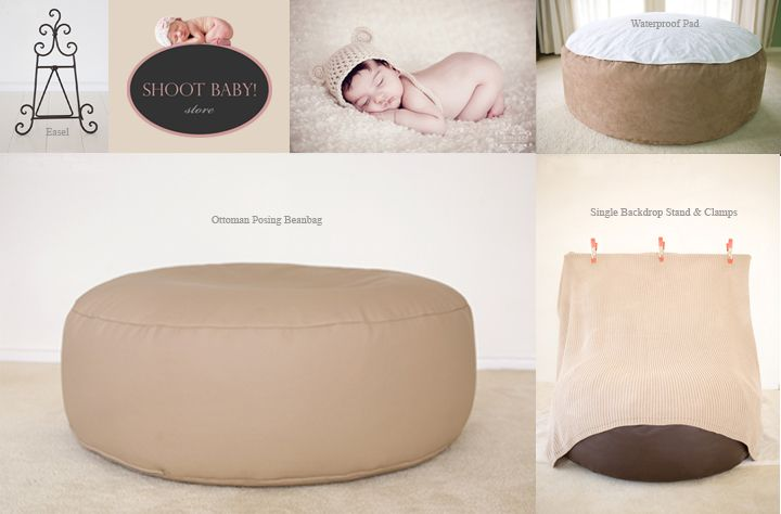 Bean Bag For Newborn Photography Buscar Con Google Newborn