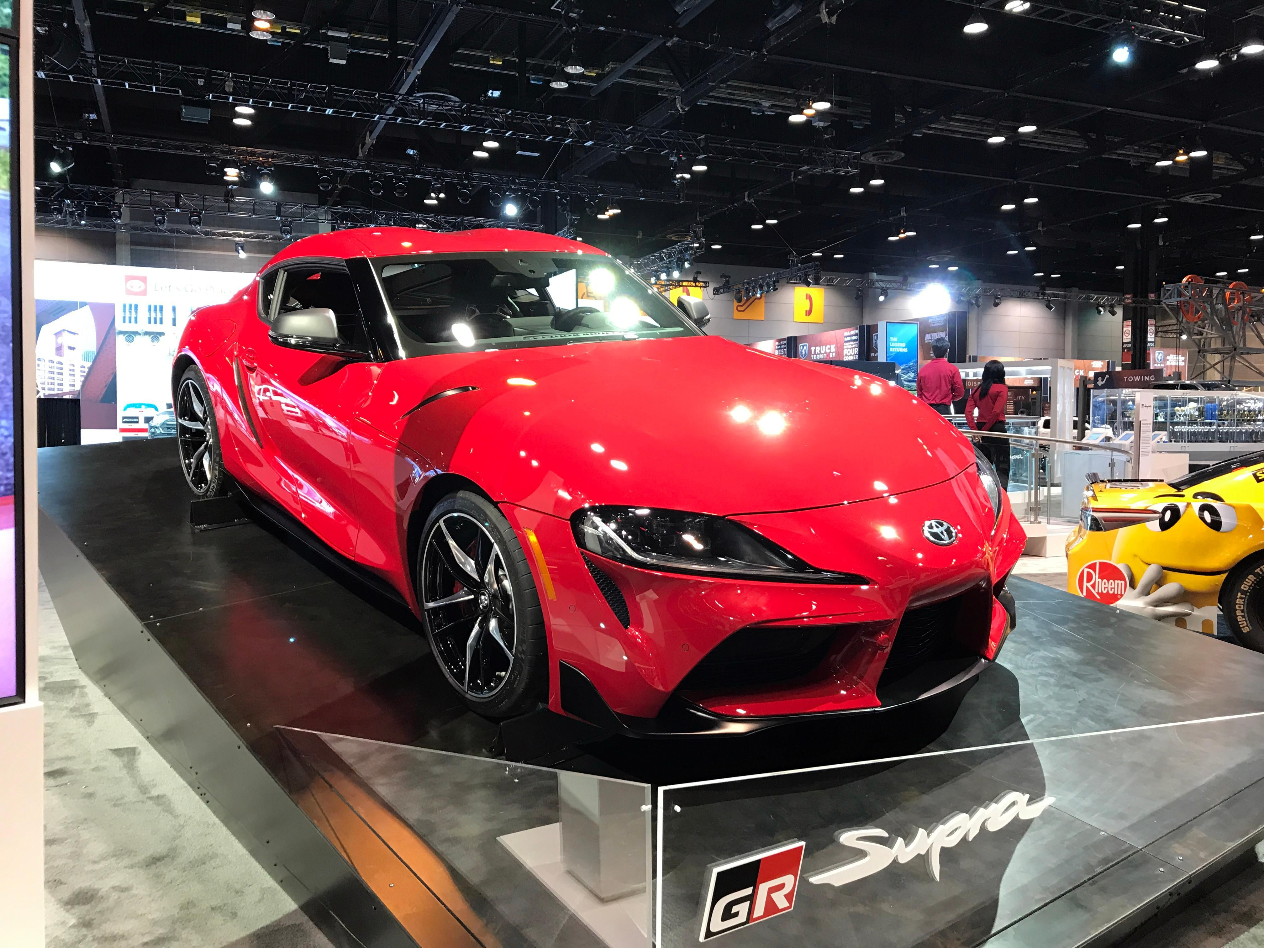 Car Show Chicago 2020.Cool Car Photo Gallery From The 2019 Chicago Auto Show