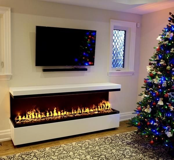 5 Most Realistic Electric Fireplaces New Water Vapor Technology