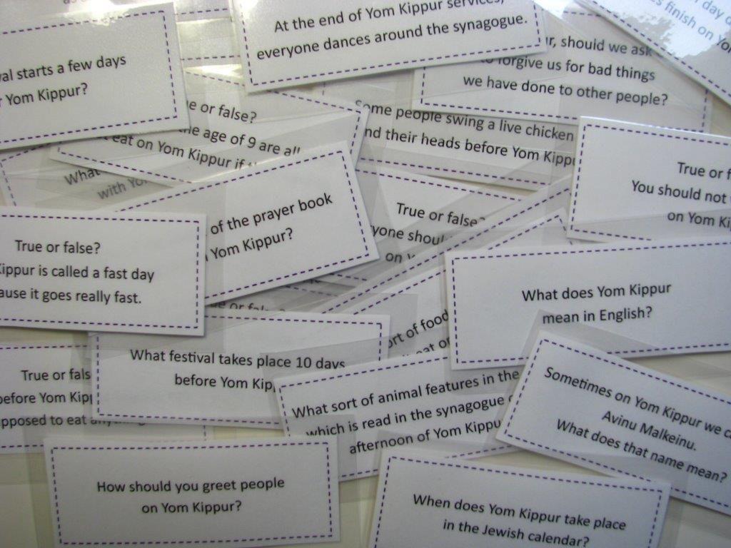 Yom Kippur Quiz For Kids Pinterest Yom Kippur School And Yom
