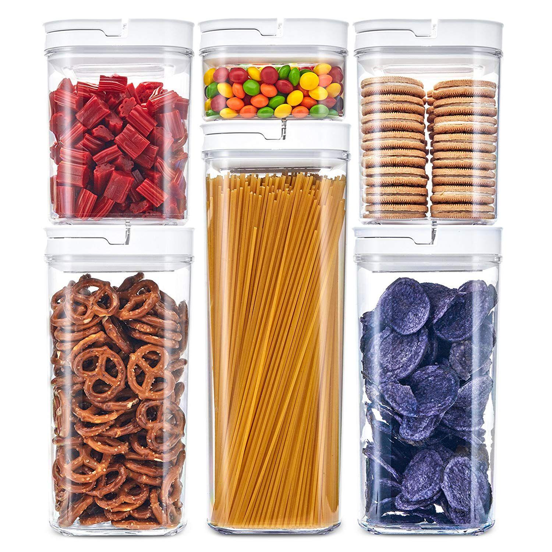 Bulk Food Storage Containers Airtight Dura Home