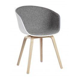 Hay Chaise About A Chair Pietement Bois Aac22 Aac23 Chaise De Bureau Design Fauteuil Bureau Design Chaise Bureau