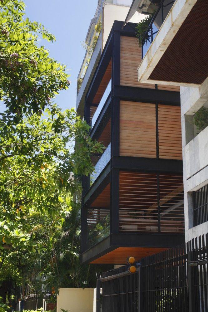 Edifcio alvar aalto / christiane laclau & rafael borelli arquitetos associados