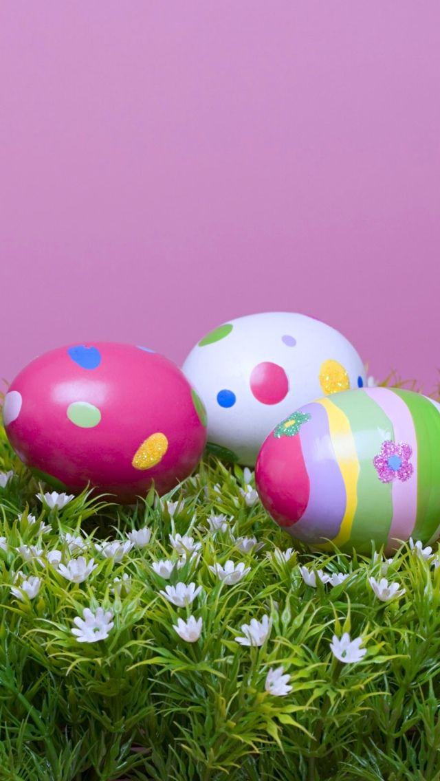 Easter eggs | iPhone 5 Wallpapers | Pinterest | Easter ...