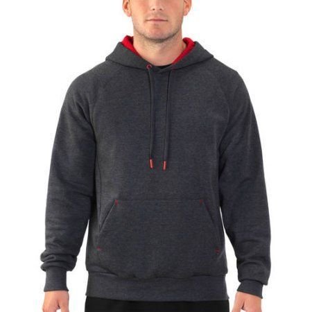 Russell Big Men's Rich Cotton Fleece Pullover Hood, Size: 4XL ...
