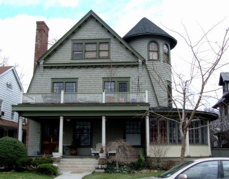 Best 2012 Brooklyn Ny Shingle Style By Historic House Colors 400 x 300