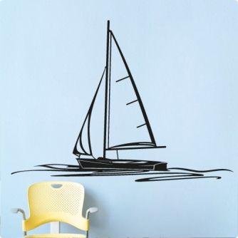 Segelboot zeichnung schwarz  Segelboot Tattoo | tattooooooos | Pinterest | Segelboot ...