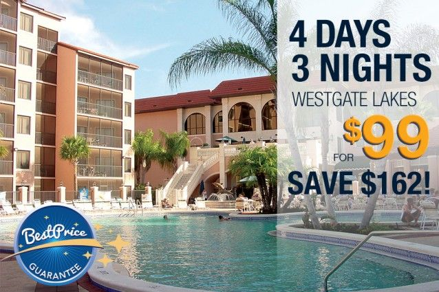 Westgate Vacation Packages