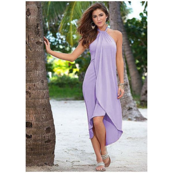Women s Calli Summer Maxi Dress Evening Cocktail Party ( 18) ❤ liked on  Polyvore featuring dresses 8d7d99de35