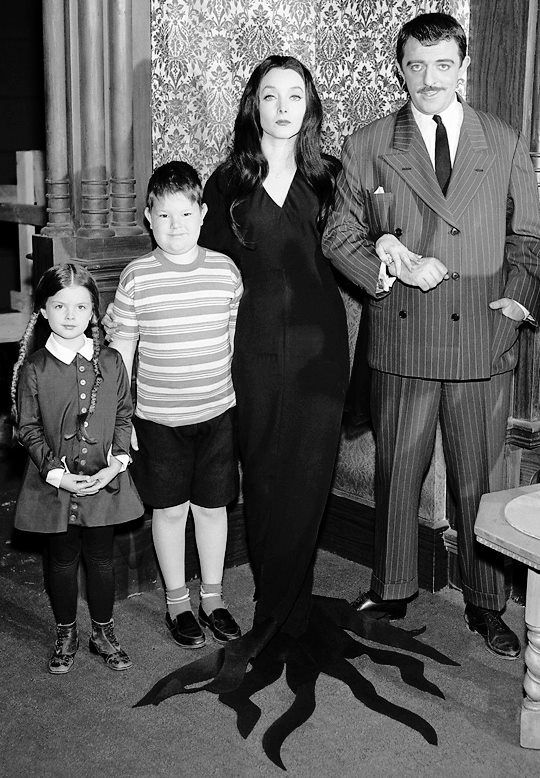 The Addams Family 1960 Addams Family Addams Family Tv Show