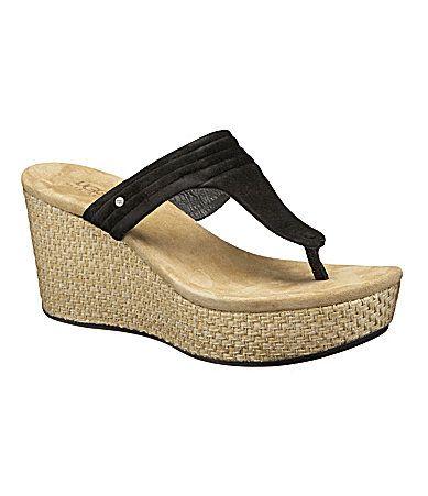 UGG Australia Zamora Sandals #Dillards