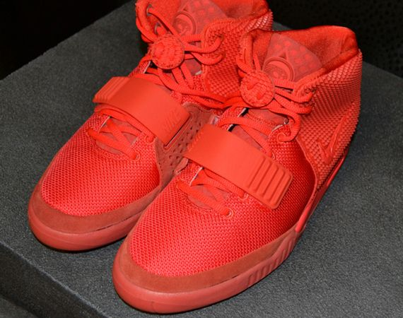 """5c0a7c81c Nike Air Yeezy 2 – """"Red October"""""""