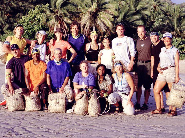 Survivor Marquesas  Survivor Contestants, Survivor -3033