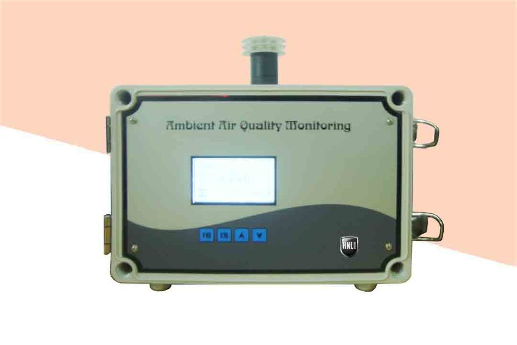 AQ-150 is suitable for monitoring particulate emissions from