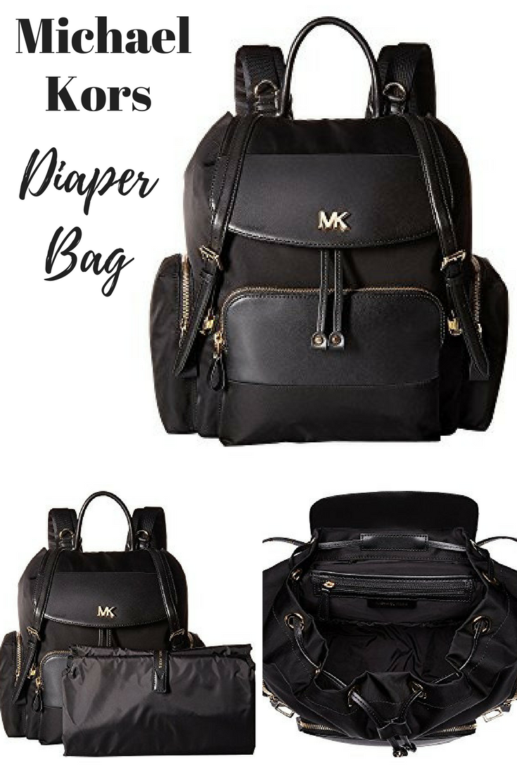ad69d8cf4399 I didn't even know that Michael Kors made a diaper bag but I love it ...