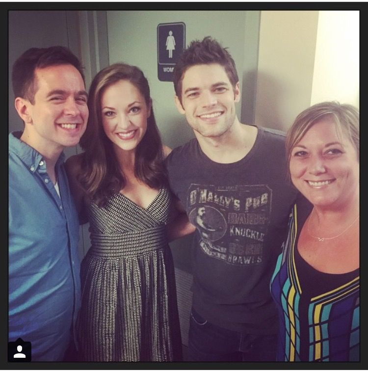 From Laura Osnes' Instagram