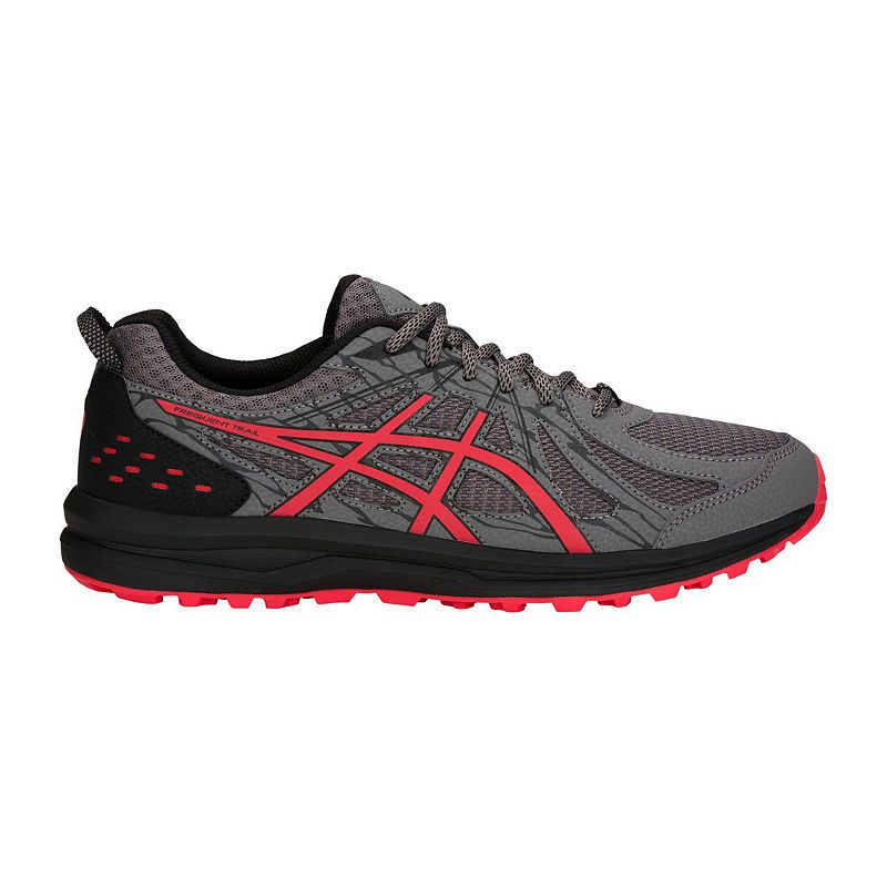Asics Frequent Trail Wide Mens Lace up Running Shoes Wide