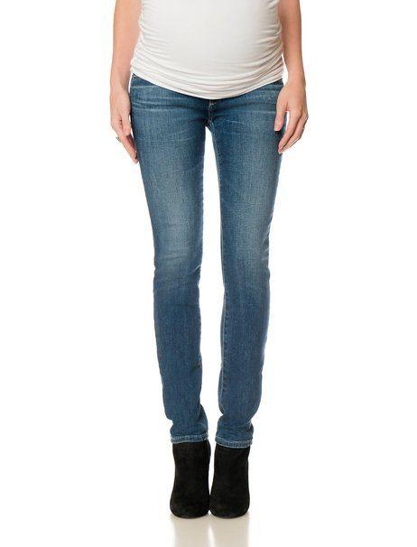 AG Jeans Secret Fit Belly(r) 5 Pocket Skinny Leg Maternity Jeans