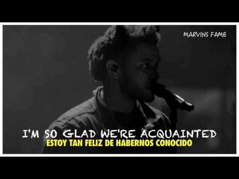 The Weeknd – ACQUAINTED (Lyrics) || Marvins Fame - YouTube