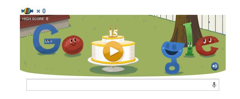 doodles google hoje 01/08 /2015 - Pesquisa Google