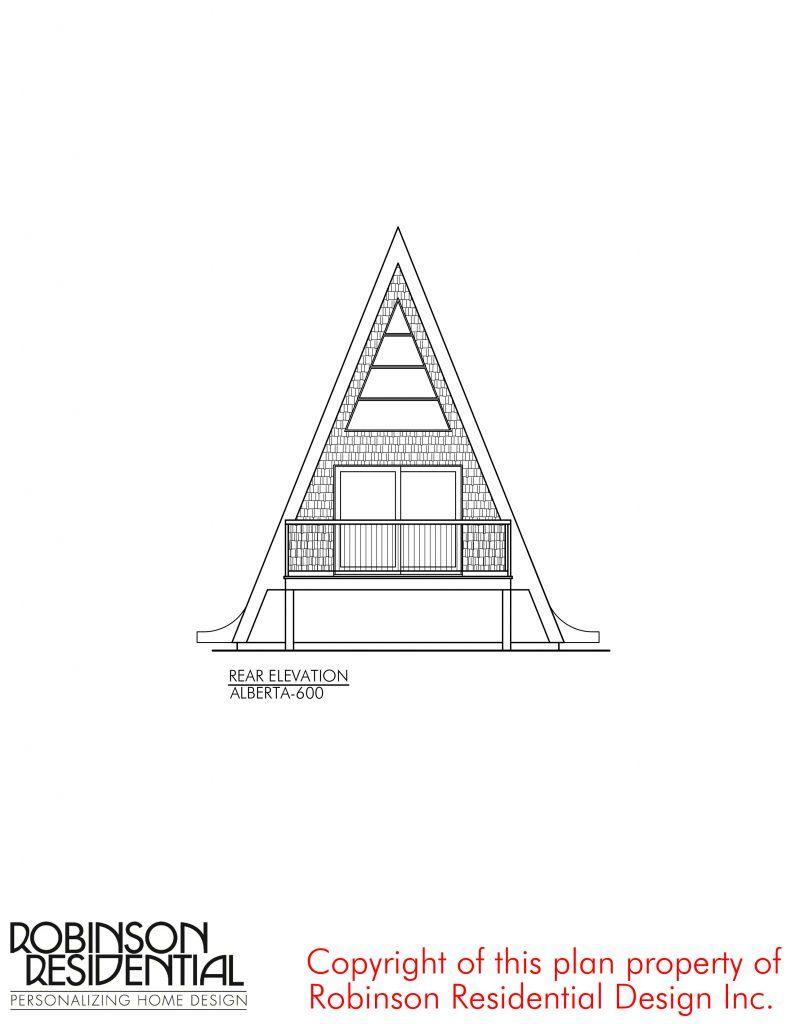 Alberta 600 Robinson Plans House Plans Small House Plans Unique Floor Plans