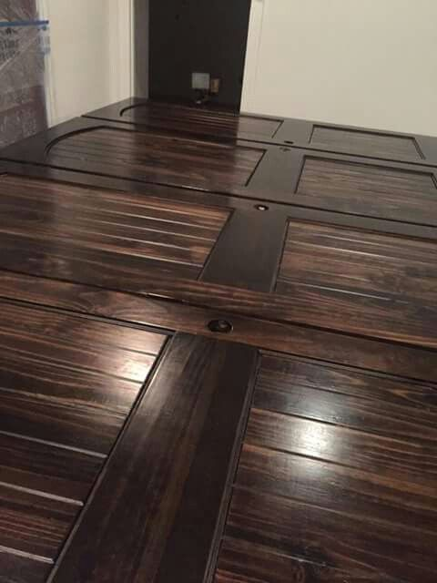 Pine Wood Minwax Espresso Espresso Wood Stain Staining Wood Lake House Interior