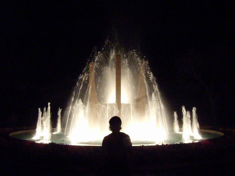 silhueta da noite | Fotografia de Filipa Canto Grade | Olhares.com